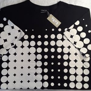 "Tate ""Black North Tate"" Casual Shirt Size Med."
